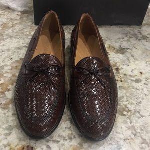Men's woven loafer